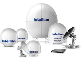 Intelian TVRO Antenna