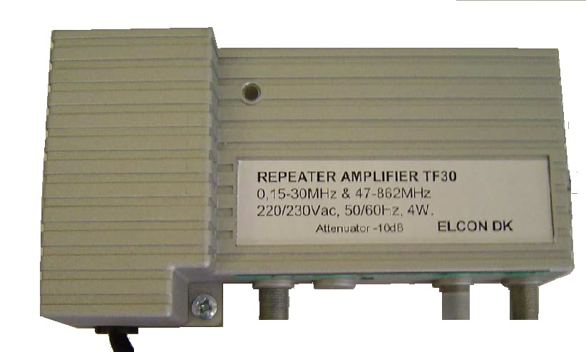REPEATER AMPLIFIER