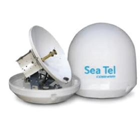 Marine TVRO Antenna